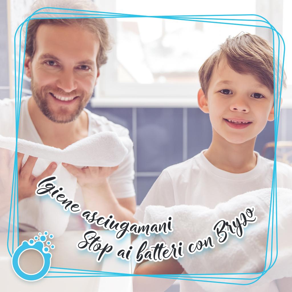 bryzo disinfettare asciugamani